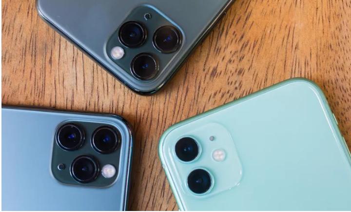 Camera iphone 11 siêu chất