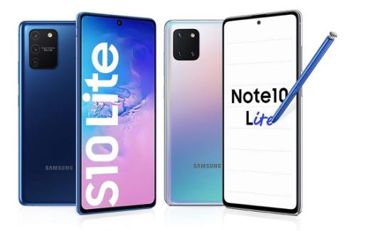 Samsung S10 Lite và Note 10 Lite có chống nước không?