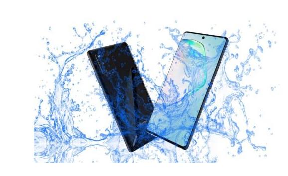 Tính chống nước trên Samsung S10 Lite và Note 10 Lite