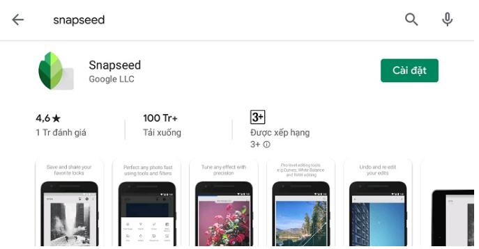ứng dụng làm rõ ảnh bị mờ trên iPhone