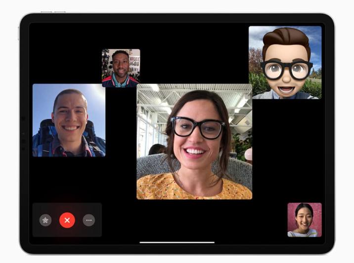 iPad gọi Facetime không nghe tiếng