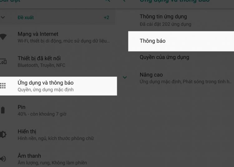 Hướng dẫn ẩn nội dung tin nhắn trên màn hình khóa Samsung