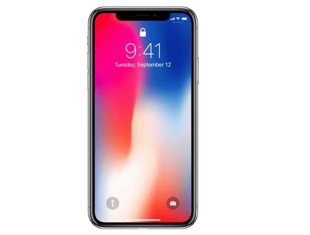Biểu hiện iPhone tự khóa màn hình