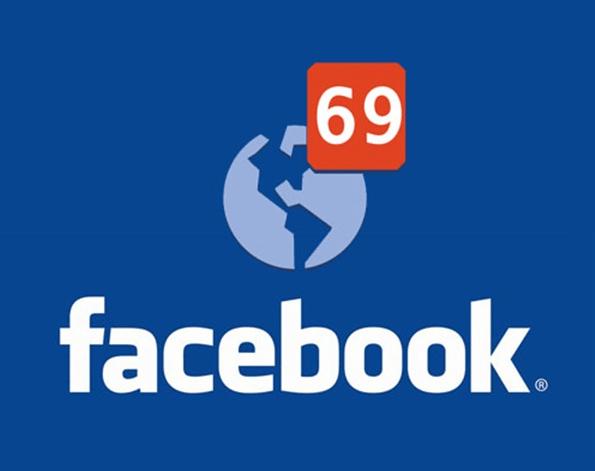 Facebook có thông báo nhưng không xem được trên iPhone