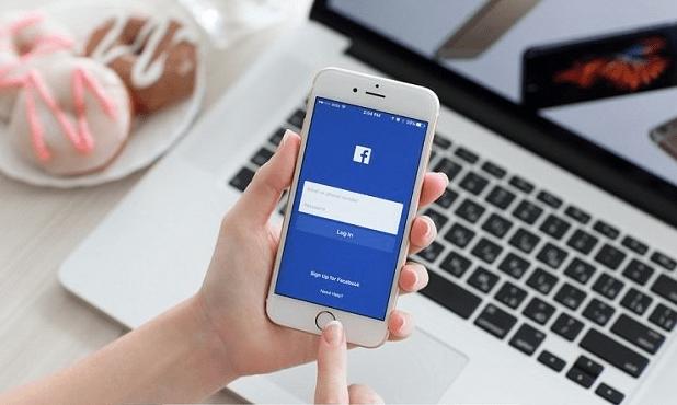 Biểu hiện của lỗi Facebook có thông báo nhưng không xem được trên iPhone