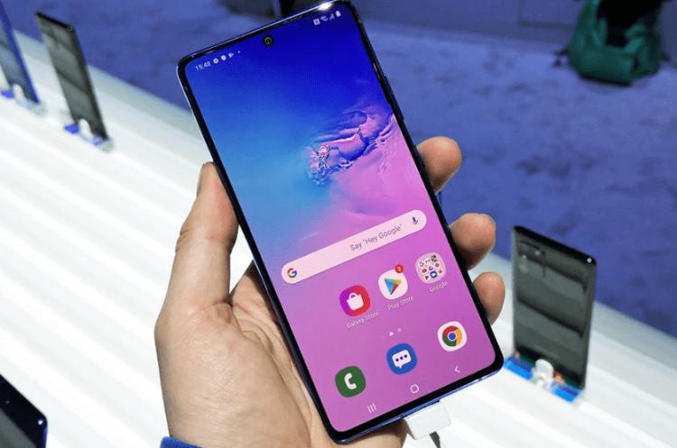 Tại sao Samsung mất chế độ sạc nhanh