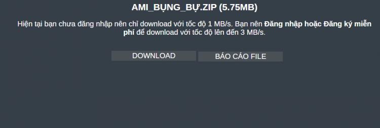 Cách tải sticker Ami Bụng Bự trên Zalo đơn giản
