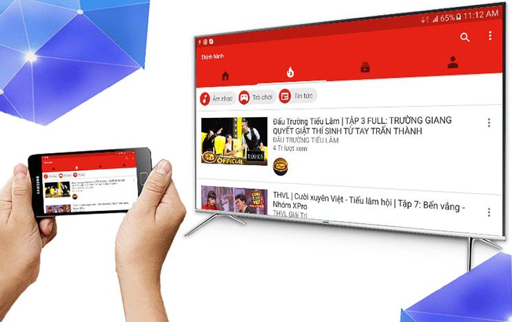 Lỗi Youtube Không Xem Được full màn hình