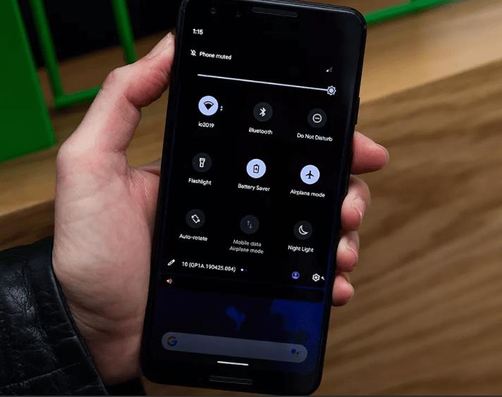 Làm sao để bật không làm phiền khi chơi game Android?