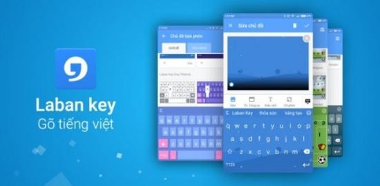 Laban Key: Ứng dụng bàn phím được nhiều người sử dụng